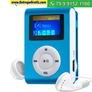 Mp3 player com radio bem entrego gratis