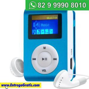 Mp3 player com radio excelentee entreg0 gratiis