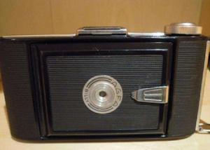 Máquina fotográfica agfa