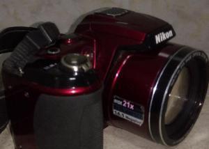 Nikon l120 coolpix câmera digital
