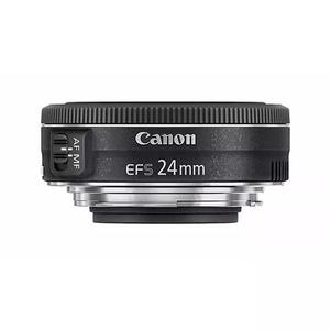Objetiva canon ef-s 24mm f/2.8 stm wide angle - t