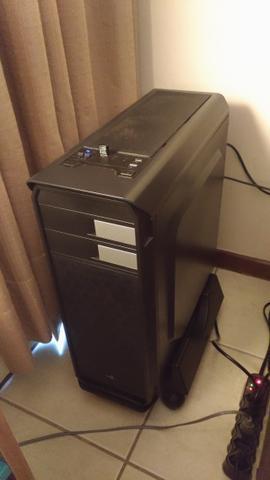 Pc gamer terabyte i7 7700 - 16gb ddr4 - fonte 600w
