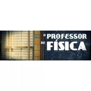 Professor de física à distância (skype)