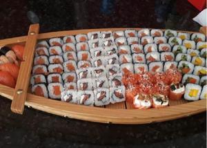 Reiko sushi culinária japonesa