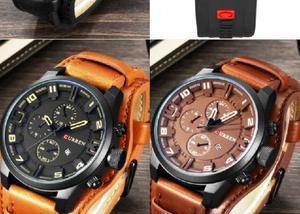 Relógio importado curren
