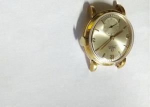 9b9b05279aa Relógio marca omega modelo bomber caixa em ouro rose