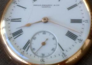 3964d899685 Relógio marca patek philippe bolso 19 linhas ouro