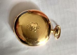73b87ceebd3 Relógio marca patek philippe modelo bolso ouro