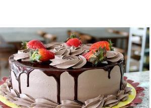 Tortas confeitadas para festas