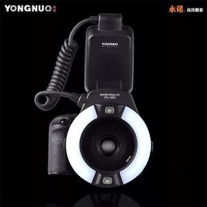 Yongnuo flash circular macro yn-14ex canon pronta entrega sp