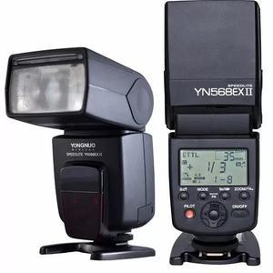 Yongnuo ttl speedlite yn-568ex nikon yn-568ex ii canon+capa