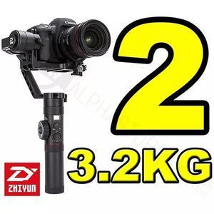 Zhiyun crane 2 gimbal dslr 2019 3.2kg follow focus + servo