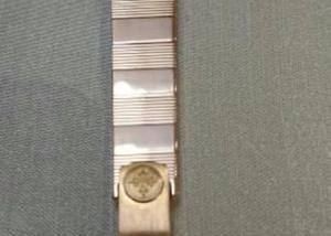 545d7ba01c4 Relógio patek philippe todo em ouro rosa modelo feminino