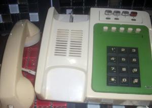 Telefones antigos decada 60outros