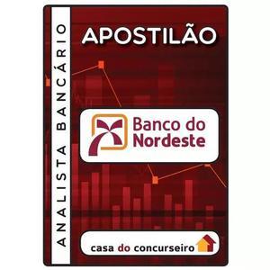 Apostila do concurso banco do nordeste-nivel medio/superior