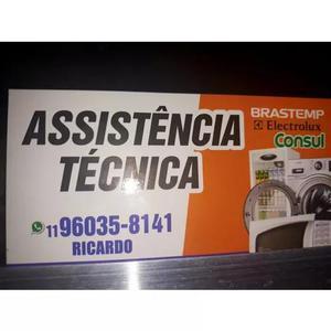 Assistencia tecnica eletrodomestico