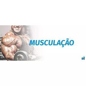 Aulas residenciais de musculação