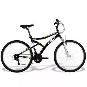 Bicicleta caloi andes aro 26 - 21 marchas imperdível