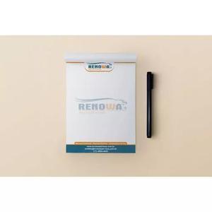 Bloco de anotações - personalizado - papel timbrado