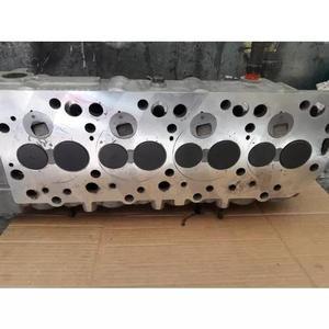 Cabeçote h100 hr diesel 2.5 8v montado c/ comando e