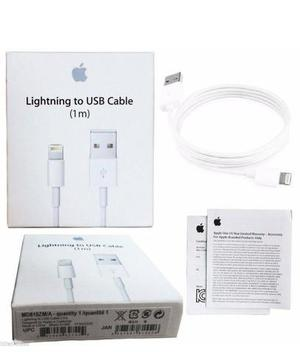 Cabo carregador apple lightning