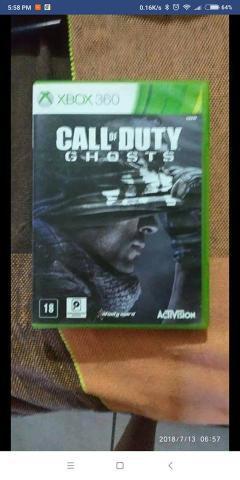 Call of duty ghost/world at war/black ops para xbox 360