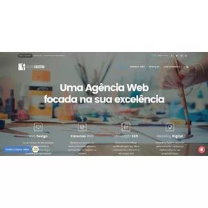 Criação de site completo e personalizado