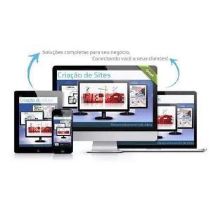Criação de sites - plano pr