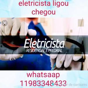 Eletricista residencial e predial e comercial