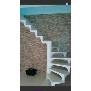 Escadas de concreto varios modelos 11 96756-9488