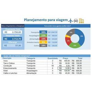 Excel (criação de planilhas)