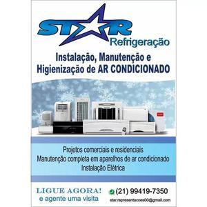 Instalador de split e ar condicionado