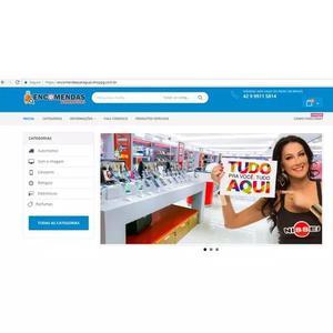 Loja virtual integrada com o compras paraguai