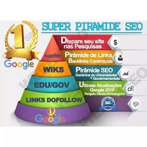 Mega piramide backlinks seo aumente sua posição no google!