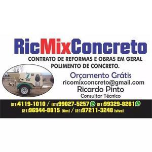 Mix concreto bombeado calculo e cotação 99329-8261 (zapp)