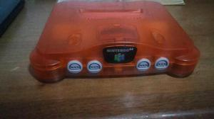 Nintendo 64 sabores, tangerina e kiwi, novíssimos,
