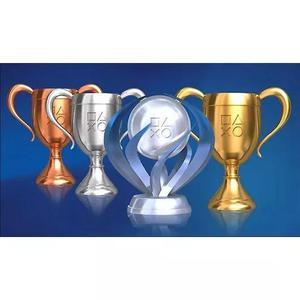 Platinas troféus ps4 na raça 1 - s