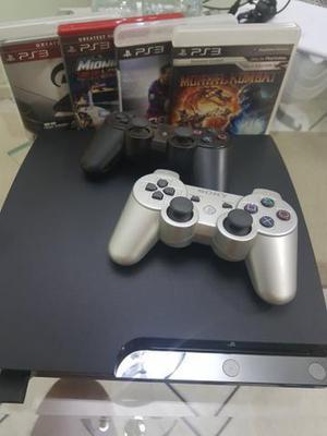 Playstation 3 hd (desbloqueado)