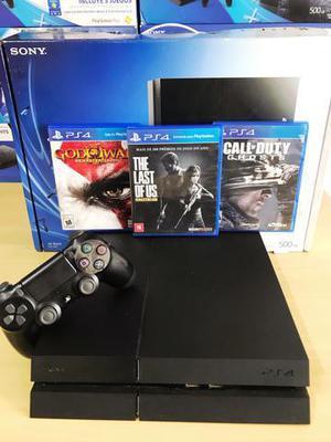 Playstation 4 fat /// vem pra x1 e seja feliz!