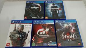 Playstation 4 (jogos)