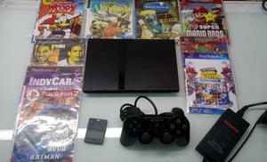 Playstation 2 todo original ? com garantia