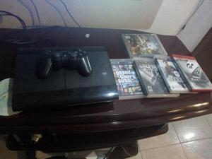 Playstation 3 super slim 250gb desbloqueado