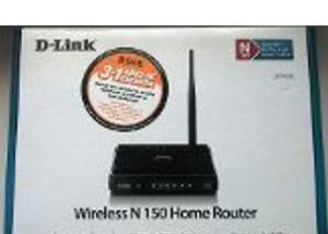 Roteador wireless 150mbps d-link
