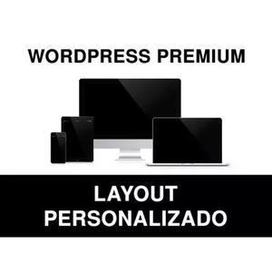 Site institucional responsivo de produtos e serviços