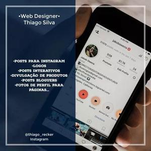 Web posts marketing digital web designer