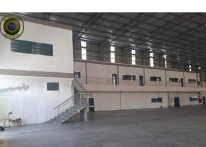 Alugo galpão industrial comercial com 7800 m² no distrito