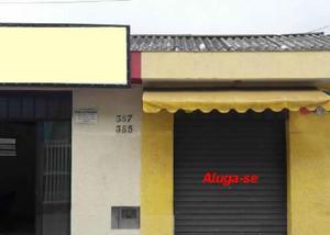 Alugo salão comercial em ubatuba - 300 mt. da praia