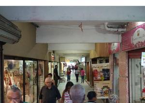 Loja 25m² - banheiro - mercado municipal - duque de caxias