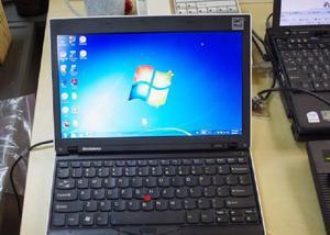 Notebook think-pad 1.60 ghz, 2gb memória ddr2 hd 360gb