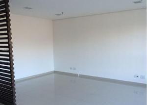 Sala comercial 56 m² alphaville